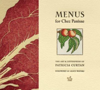 Menus for Chez Panisse 9781616890292