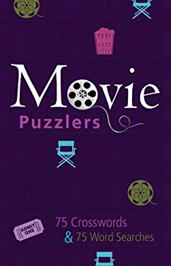 Movie Puzzlers: 75 Crosswords / 75 Word Searches 9781616263096