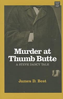 Murder at Thumb Butte 9781611732627
