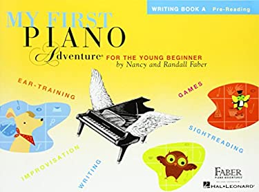 My First Piano Adventure: Writing Book a 9781616776206