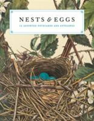 Nests and Eggs Notecards 9781616891381