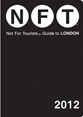 Not for Tourists Guide to London 9781616085261