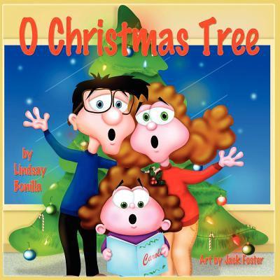 O Christmas Tree 9781616331887