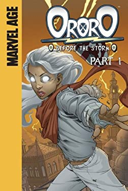 Ororo: Before the Storm, Part 1 9781614790242