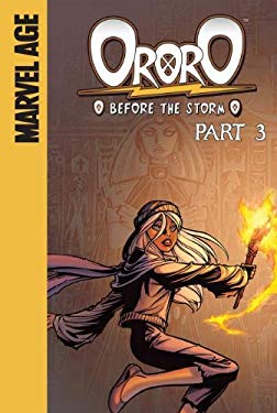 Ororo: Before the Storm, Part 3 9781614790266