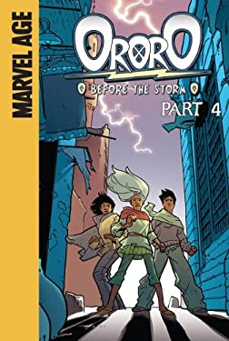 Ororo: Before the Storm, Part 4 9781614790273