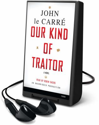 Our Kind of Traitor [With Earbuds] 9781616572457