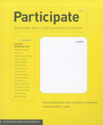 Participate: Designing with User-Generated Content 9781616890254