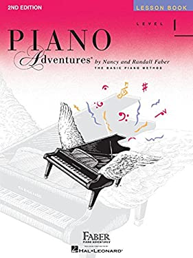 Piano Adventures, Level 1, Lesson Book 9781616770785