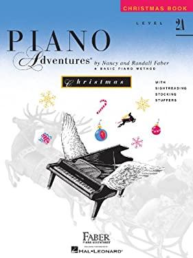 Piano Adventures, Level 2A, Christmas Book 9781616771393