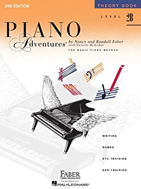 Piano Adventures, Level 2B, Theory Book