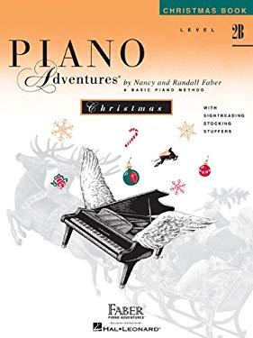 Piano Adventures, Level 2B, Christmas Book 9781616771409