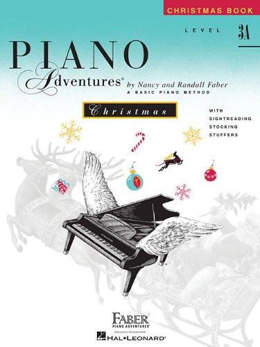 Piano Adventures, Level 3A, Christmas Book 9781616771416