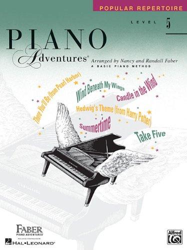 Piano Adventures, Level 5, Popular Repertoire