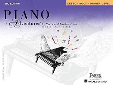 Piano Adventures, Primer Level, Lesson Book