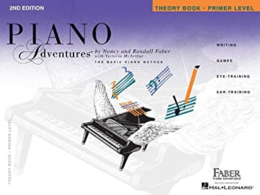 Piano Adventures, Primer Level, Theory Book 9781616770761