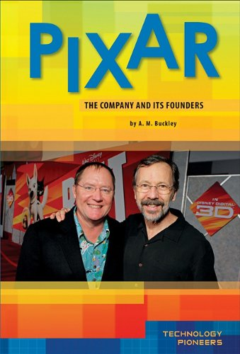 Pixar: Company and Its Founders 9781617148101