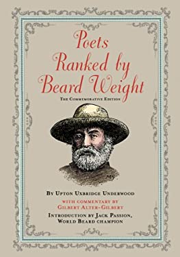 Poets Ranked by Beard Weight 9781616082451