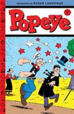 Popeye Volume 1 9781613774236