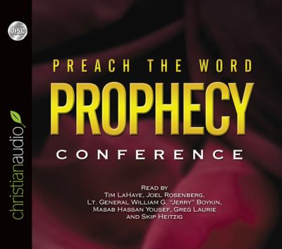 Preach the Word Prophecy Conference 9781610451710