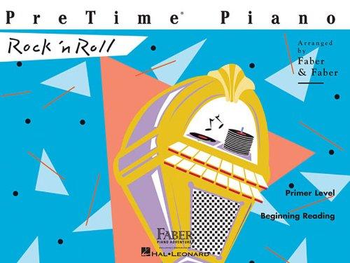 PreTime Piano, Primer Level, Rock 'n Roll 9781616771072