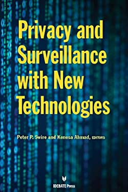 Privacy and Surveillance with New Technologies 9781617700583