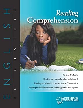 Reading Comprehension 9781616513955