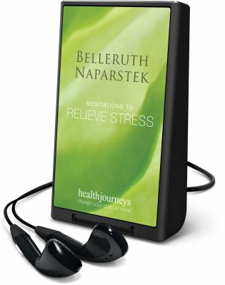 Meditations to Relieve Stress [With Earbuds] 9781615873845