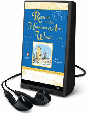 Return to the Hundred Acre Wood [With Earbuds] 9781615871087