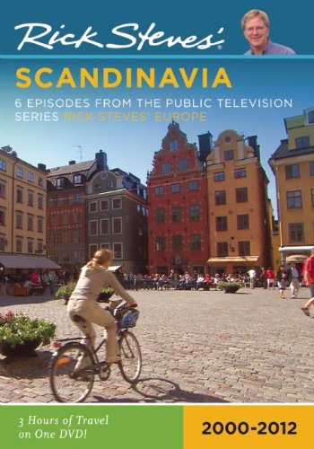 Rick Steves' Scandinavia: 2000-2012 9781612380421