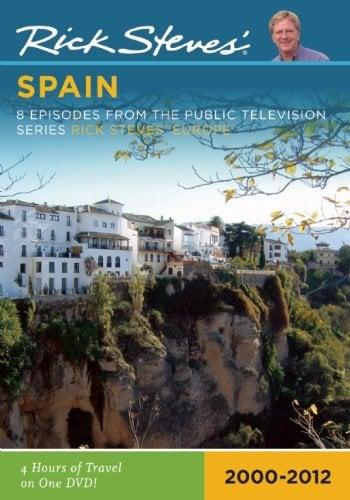 Rick Steves' Spain: 2000-2012