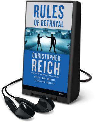 Rules of Betrayal [With Earbuds] 9781616376604