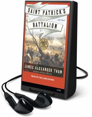 Saint Patrick's Battalion [With Earbuds] 9781615877300