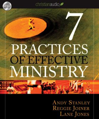Seven Practices of Effective Ministry 9781610456241