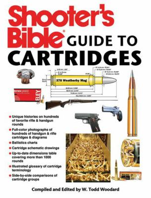 Shooter's Bible Guide to Cartridges 9781616082222