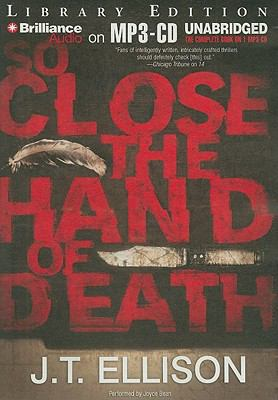 So Close the Hand of Death 9781611062991