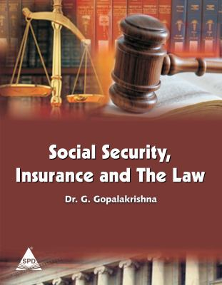 Social Security, Insurance and the Law 9781619030091
