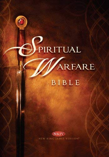 Spiritual Warfare Bible-NKJV 9781616388225