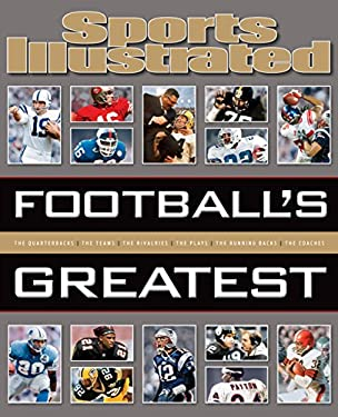 Sports Illustrated Football's Greatest 9781618930033