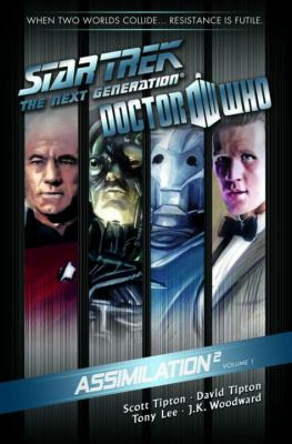 Star Trek: The Next Generation / Doctor Who: Assimilation 2
