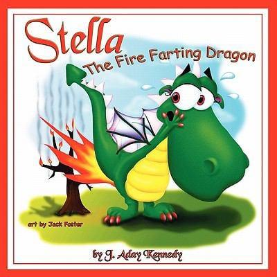 Stella, the Fire Farting Dragon