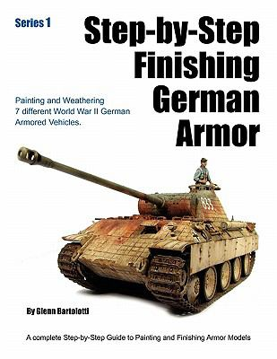 Step-By-Step Finishing German Armor 9781611700022