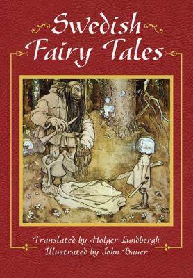 Swedish Fairy Tales 9781616080037