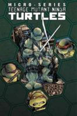 Teenage Mutant Ninja Turtles Micro-Series, Volume 1 9781613772324