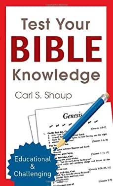 Test Your Bible Knowledge 9781616269678