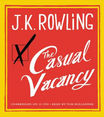 The Casual Vacancy 9781619695009