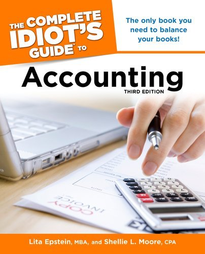 The Complete Idiot's Guide to Accounting 9781615640652