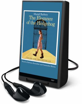 The Elegance of the Hedgehog [With Earbuds] 9781615747955