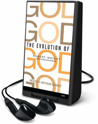 The Evolution of God [With Earbuds] 9781615458189