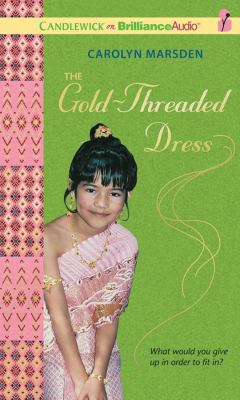 The Gold-Threaded Dress 9781611066272